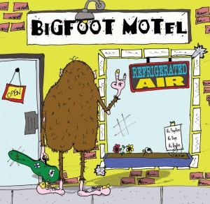Bigfoot Motel - Refrigerated Air